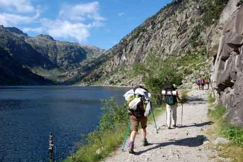 Valle de Boí. Pirineo catalán