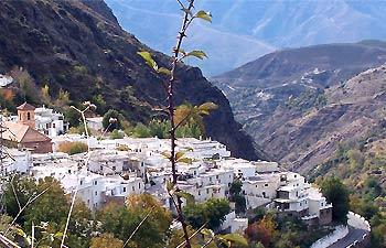 Turismo rural en Andalucía. La Alpujarra. Granada