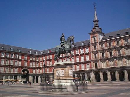 Vacaciones en pareja a Madrid