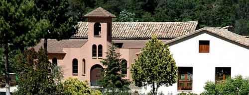 Pensión completa de lujo en el Hotel Can Boix de Peramola. Lleida
