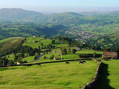 Rutas de turismo rural por los Valles Pasiegos. Cantabria