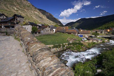 Valles de Aneu, en Lleida, deportes y naturaleza juntos
