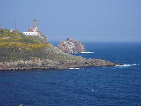 Ruta rural por Costa da Morte. Galicia