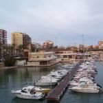 Fin de semana en las playas de Torrevieja. Alicante