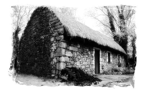 Haz turismo rural en Irlanda viviendo en un cottage