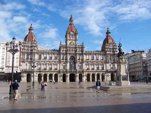 Escapada en noviembre a A Coruña