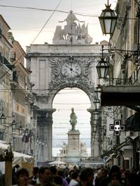 Por las calles de Lisboa