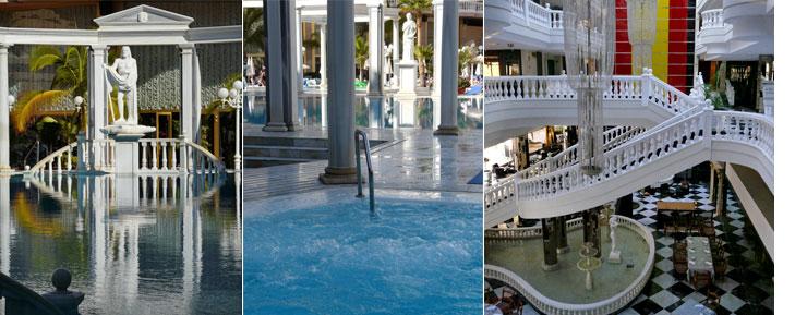 El Mare Nostrum Resort de Tenerife se transforma en un hotel del terror en Halloween