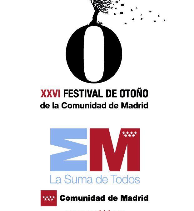 XXVI Festival de Otoño en Madrid, la escapada perfecta