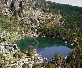 De ruta en la Sierra de Urbión, en Soria