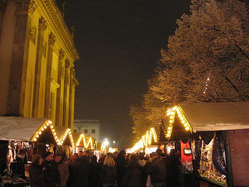 Celebra las Navidades en Berlín