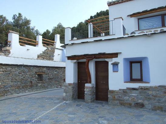 Casas rurales en Almería