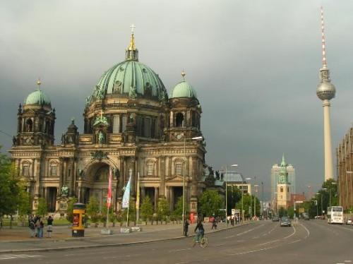 Vacaciones para dos a Berlín. Primavera y verano