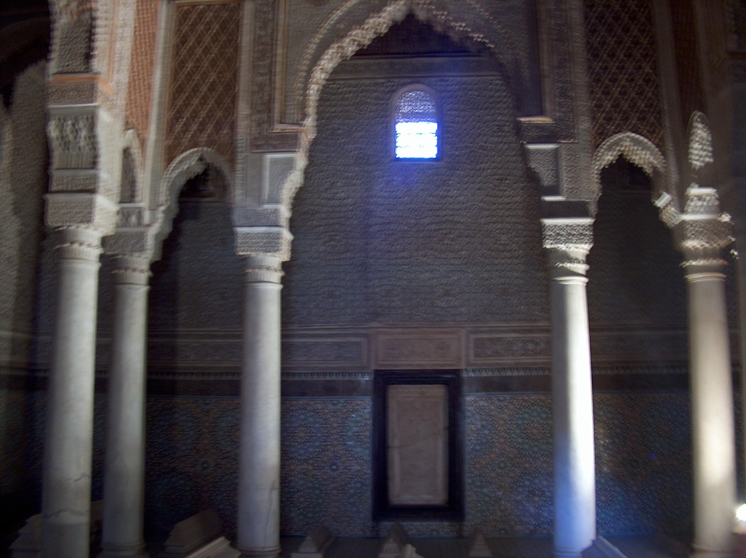 Bajo el sol del influjo marroquí