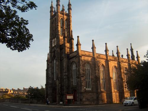 Edimburgo, a ritmos celtas II
