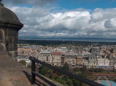 Edimburgo, a ritmos celtas III