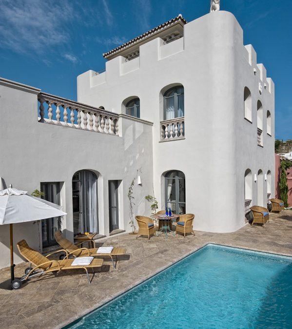 Hoteles con glamour en la Península: ideal parejas