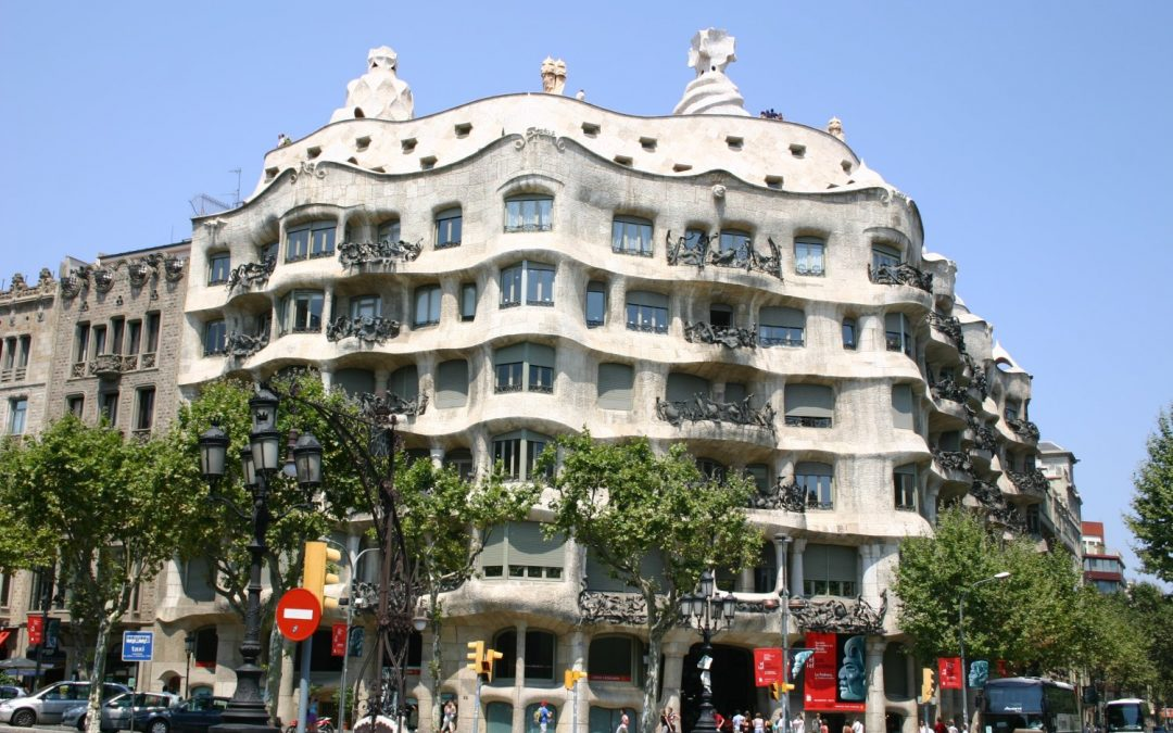 Los principales sitios de interés de Barcelona