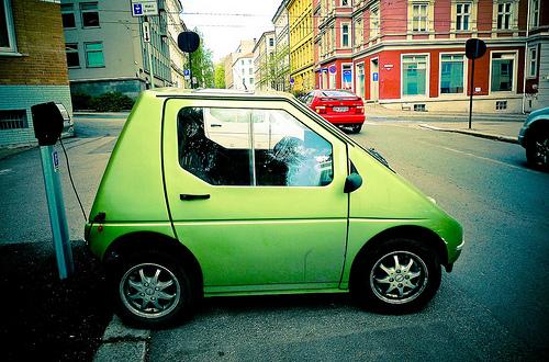 En 2011 podremos alquilar coches eléctricos en nuestros viajes