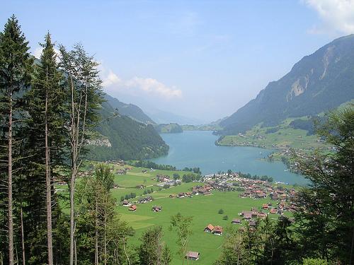 Hoteles de Suiza