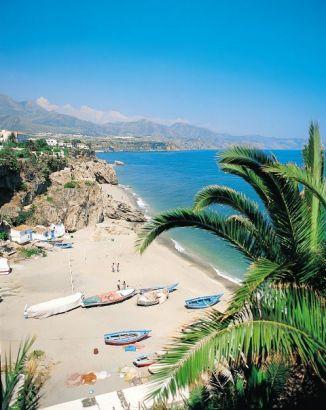 Destino de vacaciones – España