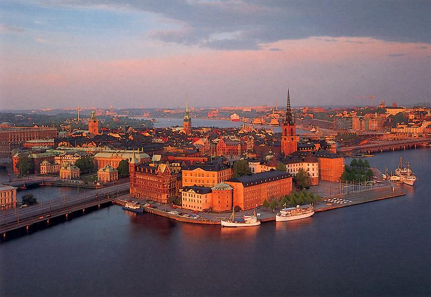 Estocolmo – un magnífico destino que es amable con tu presupuesto