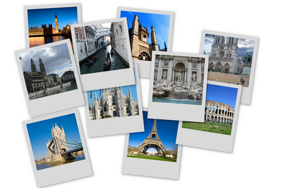 Paquete de gira por Europa – Explore los mejores lugares en Europa