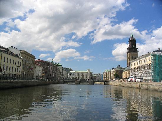 Gotemburgo en Suecia: un gran destino de vacaciones cortas