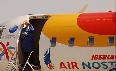 A la venta billetes de vuelos Vigo-Bruselas con Air Nostrum