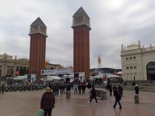 Barcelona celebra el Mobile World Congress este febrero