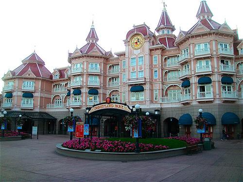 Lo mejor de lo mejor: Hoteles Disneyland París