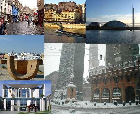 Cosas para  hacer en Europa