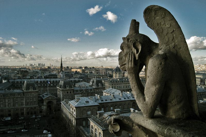 Hoteles baratos de París