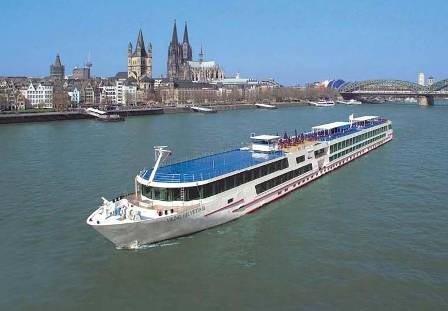 El Rhin, el Río más romántico del Mundo