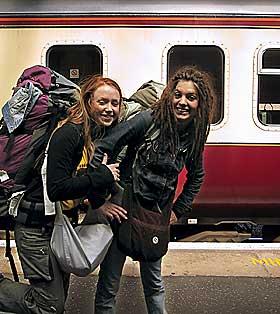 Pases de InterRail para viajar este año en tren por Europa