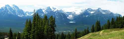 Vacaciones en las estaciones de esquí también en verano