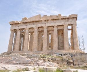 Atenas, paraíso de los dioses