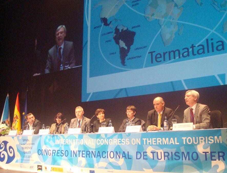 Termatalia, la feria termal en Orense