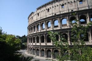 Un fin de semana de agosto en Roma