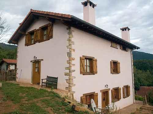 Una casa rural para el próximo Puente del Pilar