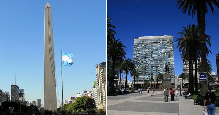 Escapada a Montevideo desde Buenos Aires y viceversa