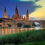 Vacaciones a Zaragoza para la fiesta de la Virgen del Pilar