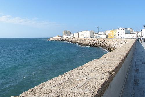 Bajo el sol de Cádiz