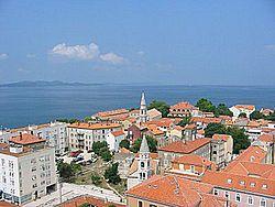 Croacia, Zadar la ciudad de los atardeceres mágicos