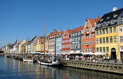Dinamarca, la belleza de Copenhague