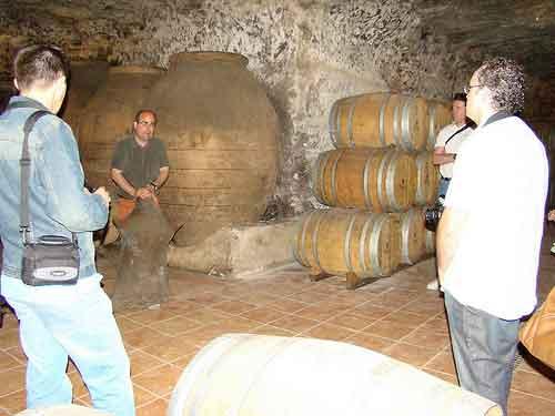 De vinos por el centro de España. Viajes para octubre