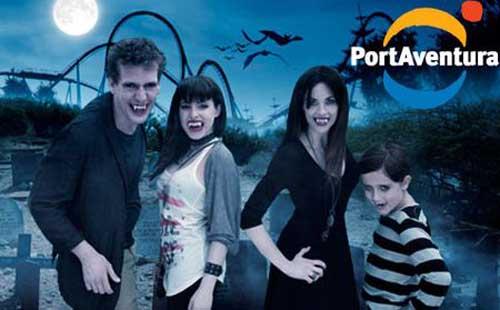 Halloween en Port Aventura a mitad de precio. Octubre 2011 a Enero 2012