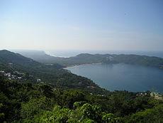 Mexico. Acapulco la bella bahía