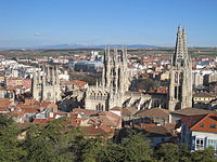 Burgos, la ciudad gótica