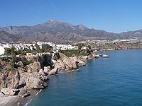 Nerja, Málaga, costa espectacular, historia y cuevas